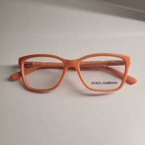 New Dolce&Gabbana DG 3153PM Orange eyeglasses f